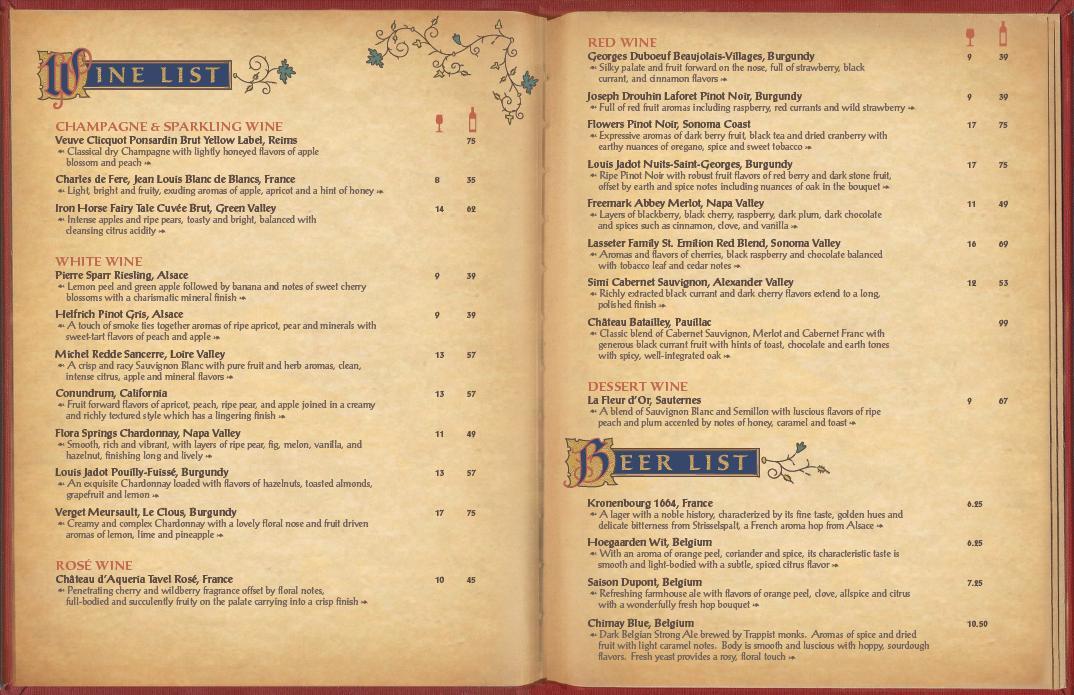Related keywords suggestions for italian restaurant menu - Italian cuisine menu list ...