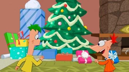 Ferb Christmas