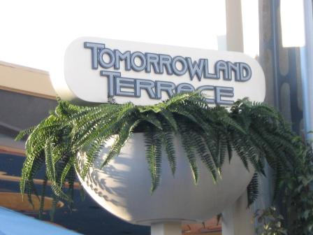Tomorrowland Terrace 3