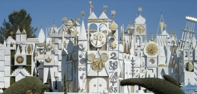 It's A Small World Facade