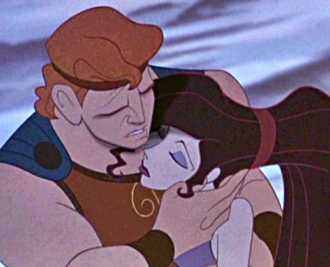 Megara Dies for Hercules