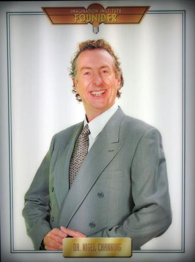Eric Idle as Nigel Channing