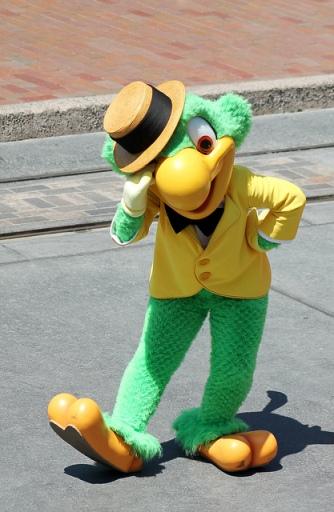 Jose  at Walt Disney World