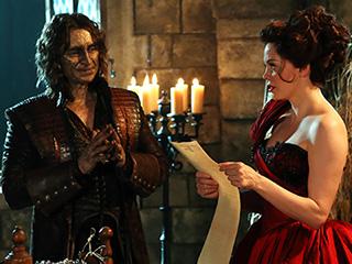 Rumpel and Regina