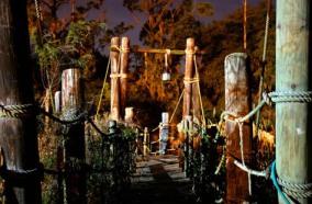 Spooky! Abandoned spots in Disney