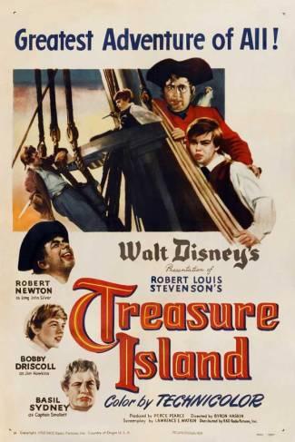 1950's Treasure Island