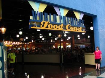 World Premiere Food Court5
