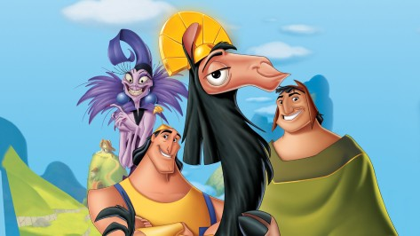 Emperor's New Groove Movie Night