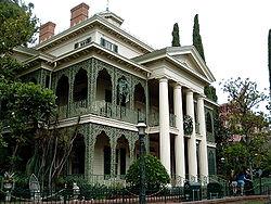 Disneyland's Haunted Mansion - the original