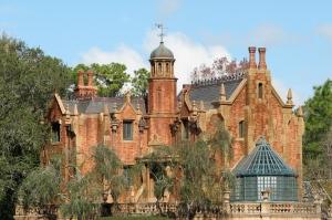Walt Disney World's Haunted Mansion in the Magic Kingdom