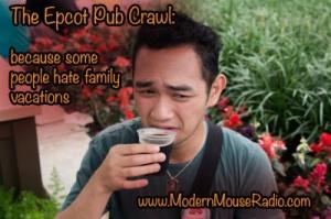 Epcot Pub Crawl