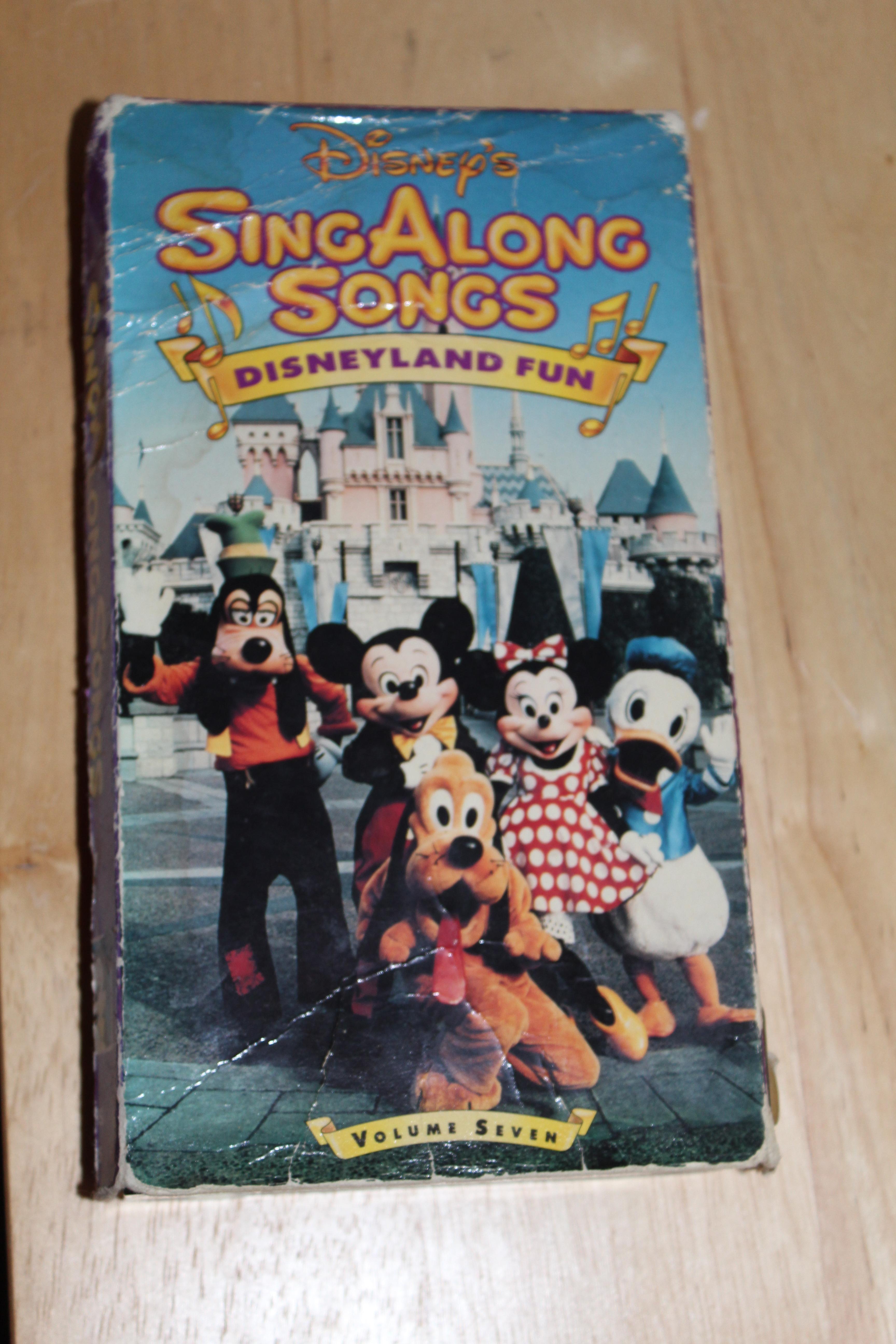Growing Up Disney Sing Along Songs Disneyland Fun Modern Mouse Radio