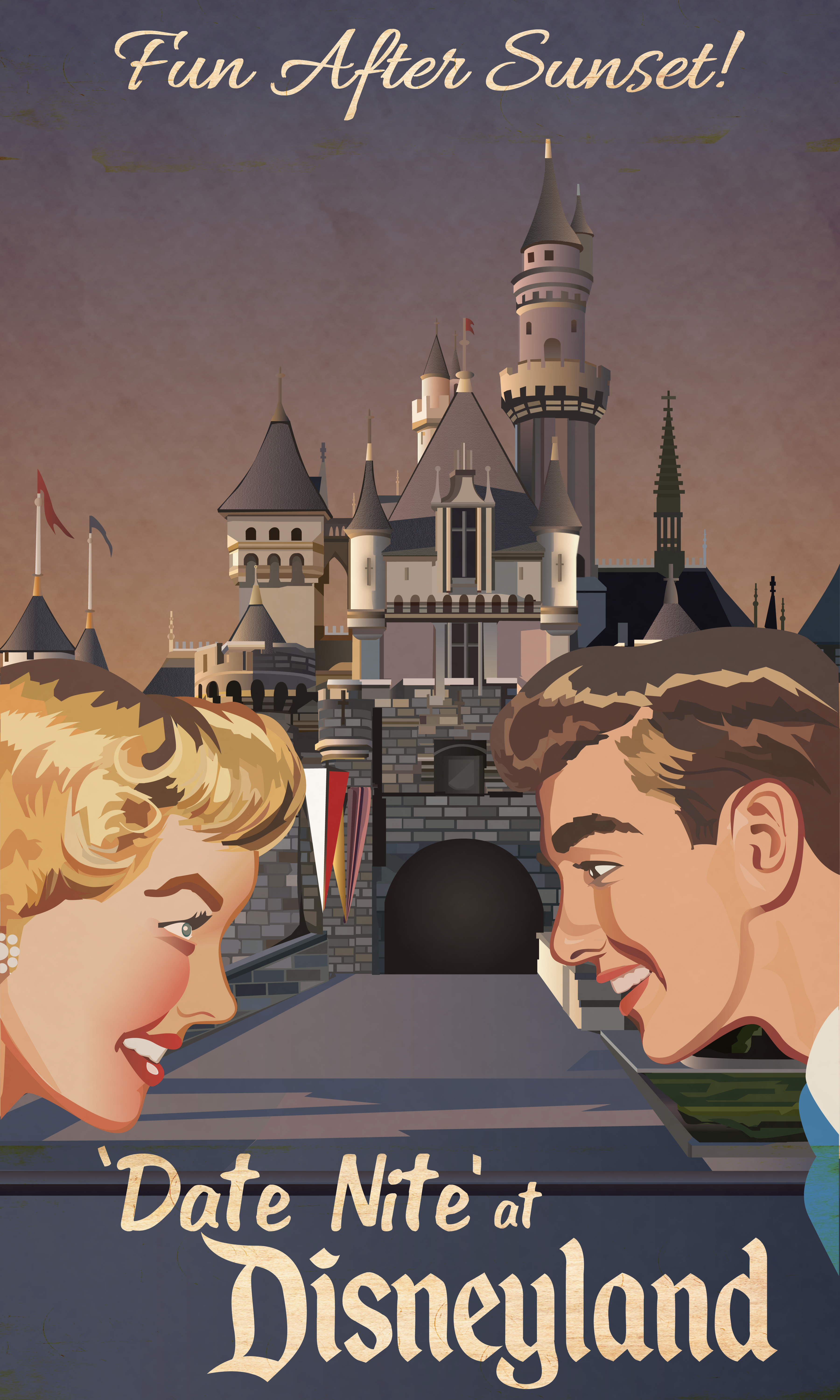 MouseMingle.com Is a New Dating Site for Single Disney Fans