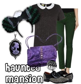hauntedmansionoutfit