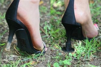 Heels Above