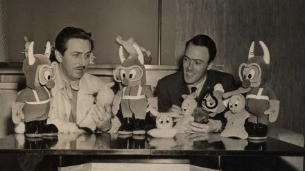 Disney and Dahl