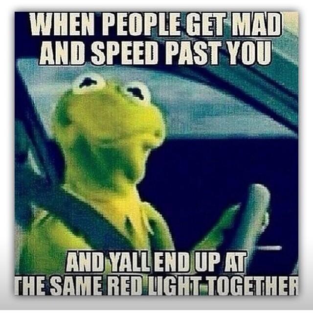 Funny Muppet Meme: Monday Memes: Muppet Traffic