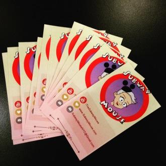 ej business card